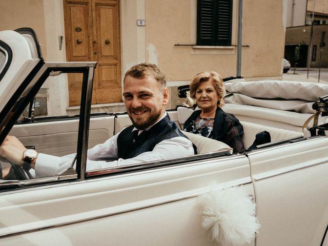 Il matrimonio di Gezim e Giada a Firenze, Firenze 45