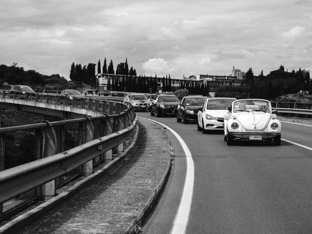 Il matrimonio di Gezim e Giada a Firenze, Firenze 52