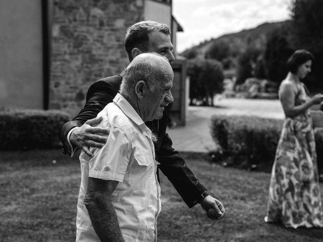 Il matrimonio di Gezim e Giada a Firenze, Firenze 53