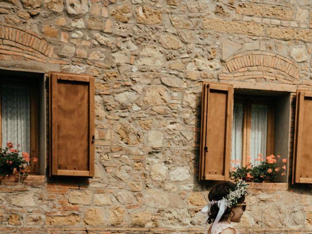 Il matrimonio di Gezim e Giada a Firenze, Firenze 55