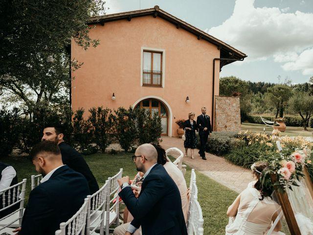 Il matrimonio di Gezim e Giada a Firenze, Firenze 57