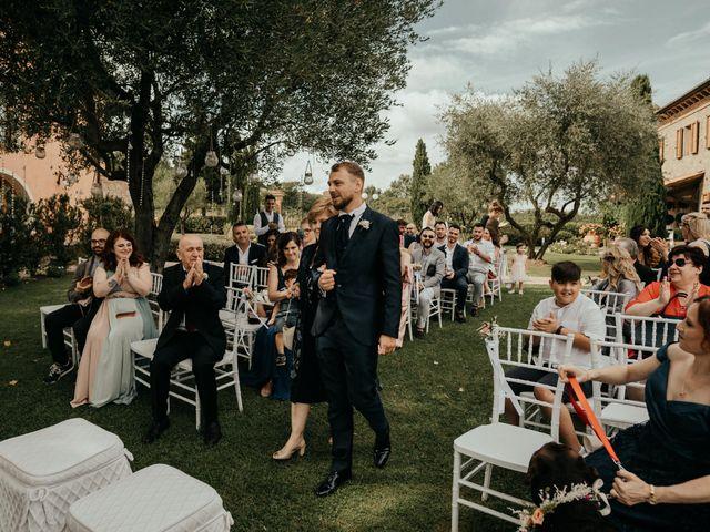Il matrimonio di Gezim e Giada a Firenze, Firenze 60