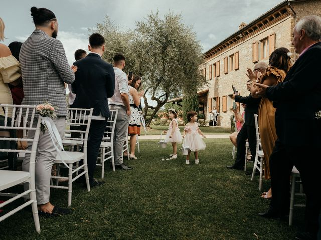 Il matrimonio di Gezim e Giada a Firenze, Firenze 62