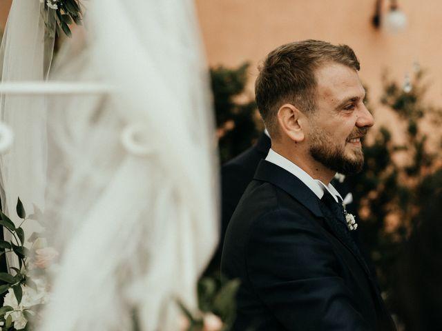Il matrimonio di Gezim e Giada a Firenze, Firenze 66