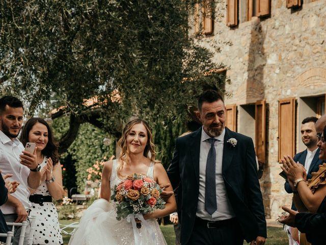 Il matrimonio di Gezim e Giada a Firenze, Firenze 68