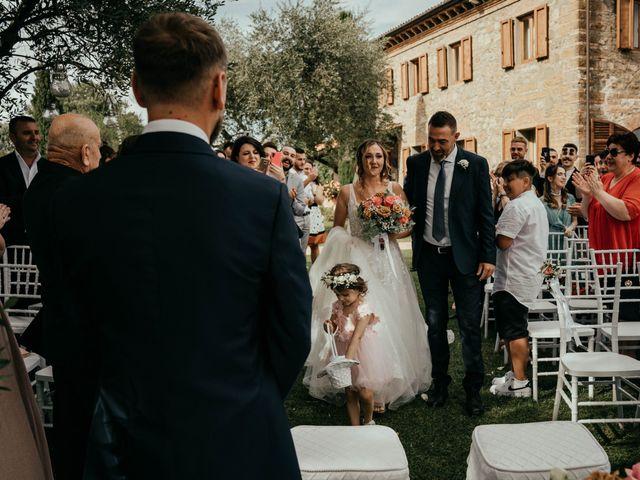 Il matrimonio di Gezim e Giada a Firenze, Firenze 70