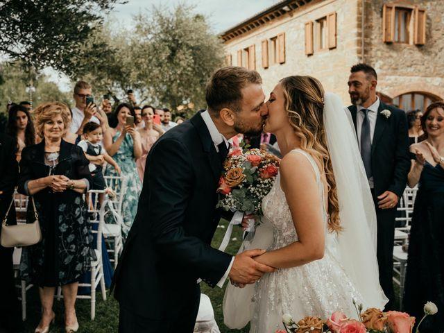 Il matrimonio di Gezim e Giada a Firenze, Firenze 71