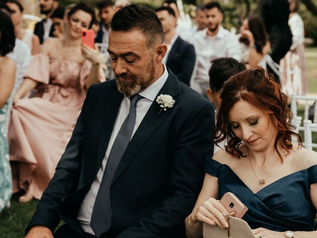 Il matrimonio di Gezim e Giada a Firenze, Firenze 72