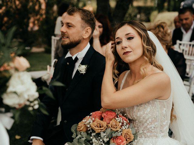 Il matrimonio di Gezim e Giada a Firenze, Firenze 73
