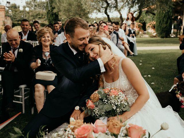Il matrimonio di Gezim e Giada a Firenze, Firenze 76