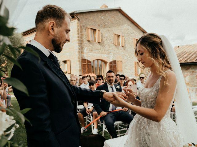 Il matrimonio di Gezim e Giada a Firenze, Firenze 77