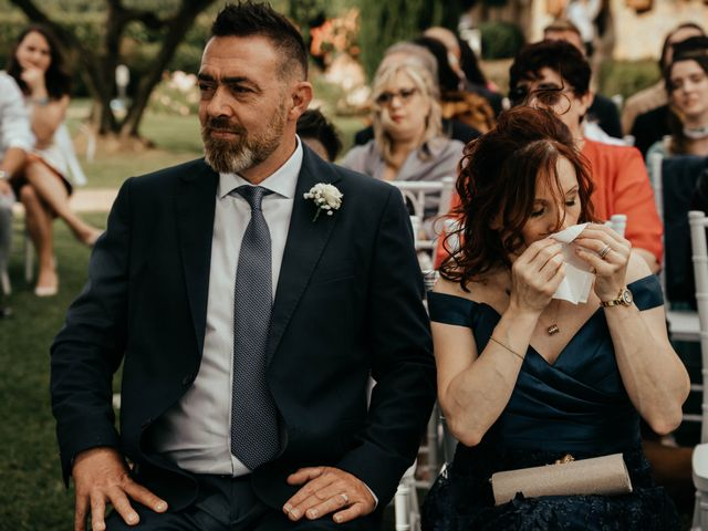 Il matrimonio di Gezim e Giada a Firenze, Firenze 79