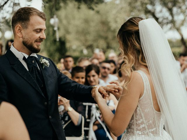 Il matrimonio di Gezim e Giada a Firenze, Firenze 81