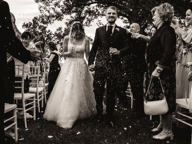 Il matrimonio di Gezim e Giada a Firenze, Firenze 89