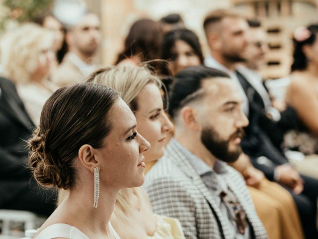 Il matrimonio di Gezim e Giada a Firenze, Firenze 92