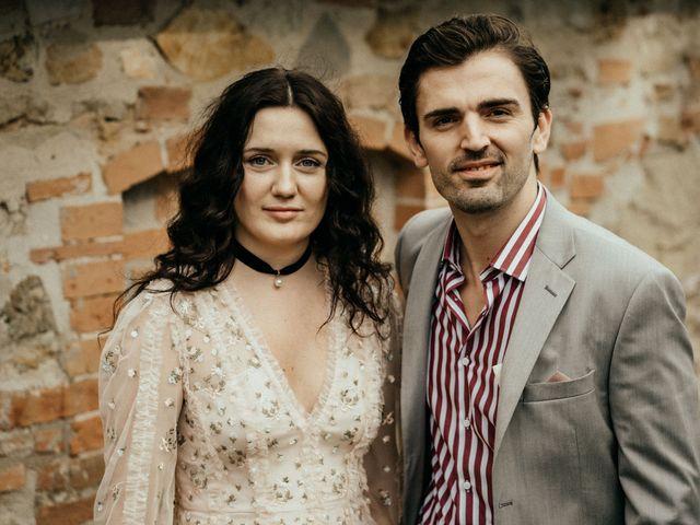 Il matrimonio di Gezim e Giada a Firenze, Firenze 98