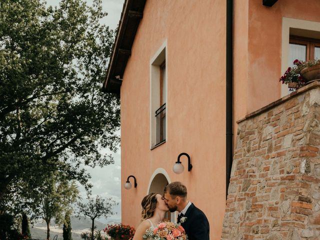Il matrimonio di Gezim e Giada a Firenze, Firenze 99