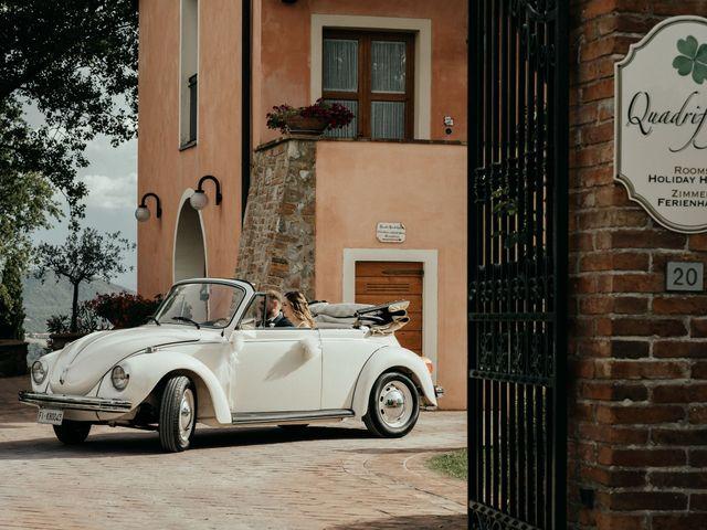 Il matrimonio di Gezim e Giada a Firenze, Firenze 100