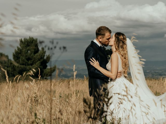 Il matrimonio di Gezim e Giada a Firenze, Firenze 101
