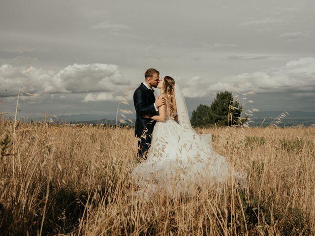 Il matrimonio di Gezim e Giada a Firenze, Firenze 103