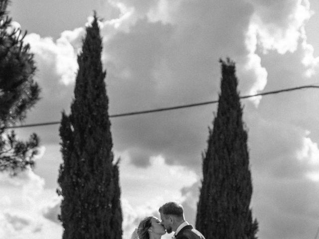 Il matrimonio di Gezim e Giada a Firenze, Firenze 104