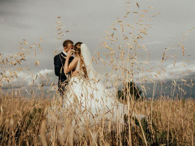 Il matrimonio di Gezim e Giada a Firenze, Firenze 105