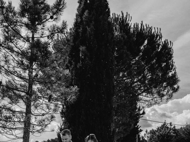Il matrimonio di Gezim e Giada a Firenze, Firenze 107