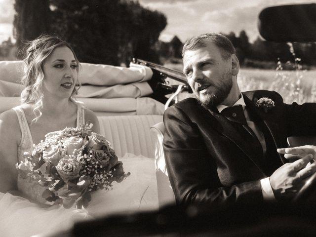 Il matrimonio di Gezim e Giada a Firenze, Firenze 112