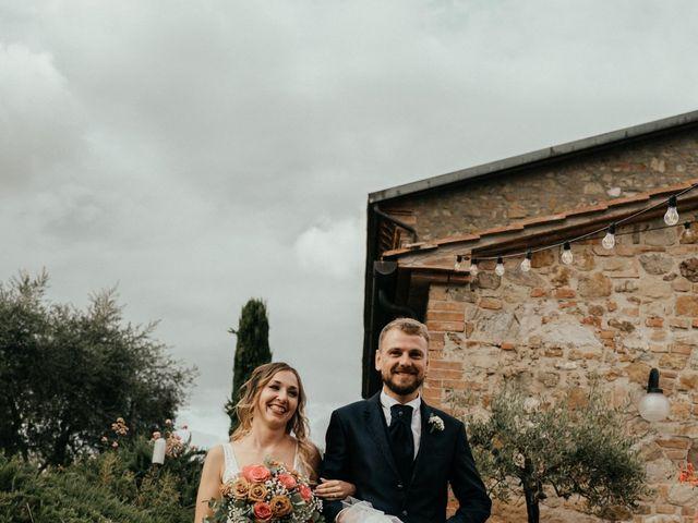 Il matrimonio di Gezim e Giada a Firenze, Firenze 115