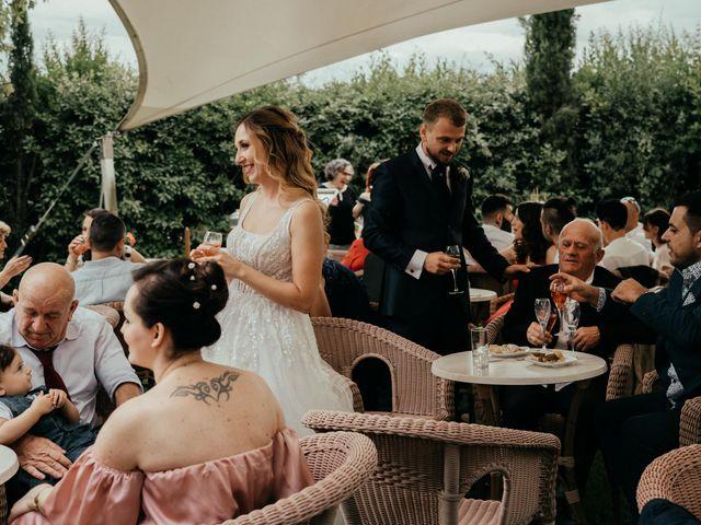 Il matrimonio di Gezim e Giada a Firenze, Firenze 119