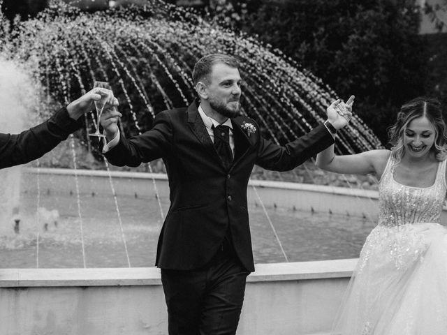 Il matrimonio di Gezim e Giada a Firenze, Firenze 125