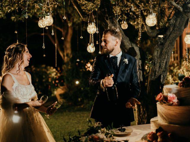 Il matrimonio di Gezim e Giada a Firenze, Firenze 130