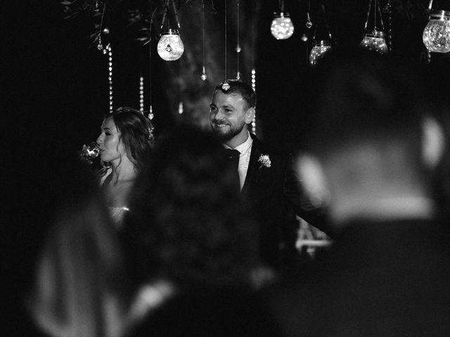 Il matrimonio di Gezim e Giada a Firenze, Firenze 135