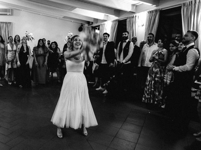 Il matrimonio di Gezim e Giada a Firenze, Firenze 144