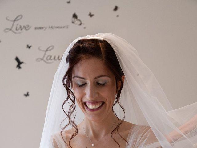 Il matrimonio di Jennifer e Paolo a Polpenazze del Garda, Brescia 5