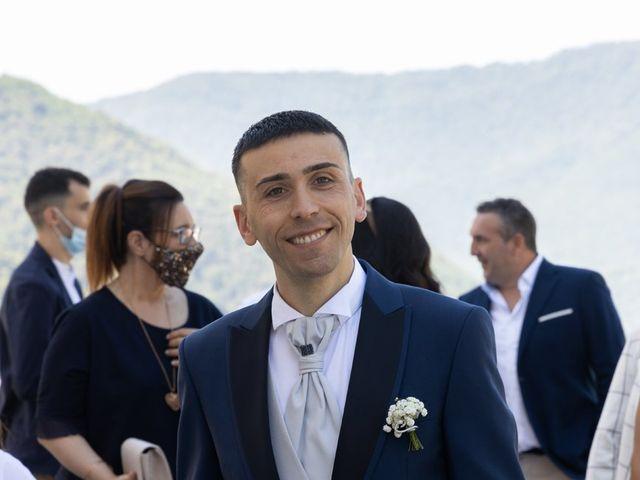 Il matrimonio di Jennifer e Paolo a Polpenazze del Garda, Brescia 9