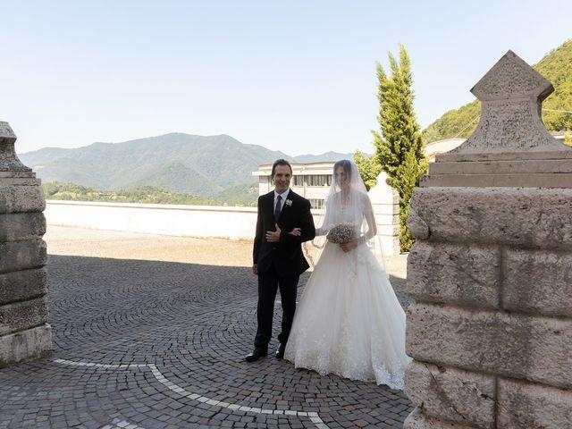 Il matrimonio di Jennifer e Paolo a Polpenazze del Garda, Brescia 2