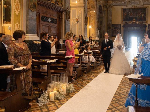Il matrimonio di Jennifer e Paolo a Polpenazze del Garda, Brescia 11