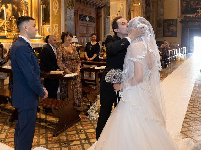 Il matrimonio di Jennifer e Paolo a Polpenazze del Garda, Brescia 12