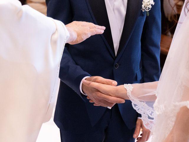 Il matrimonio di Jennifer e Paolo a Polpenazze del Garda, Brescia 15