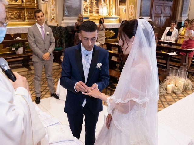 Il matrimonio di Jennifer e Paolo a Polpenazze del Garda, Brescia 16
