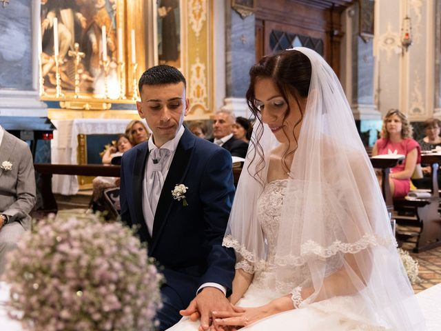 Il matrimonio di Jennifer e Paolo a Polpenazze del Garda, Brescia 20