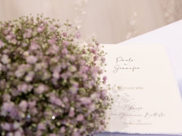Il matrimonio di Jennifer e Paolo a Polpenazze del Garda, Brescia 22