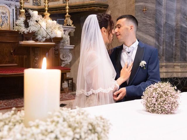 Il matrimonio di Jennifer e Paolo a Polpenazze del Garda, Brescia 23