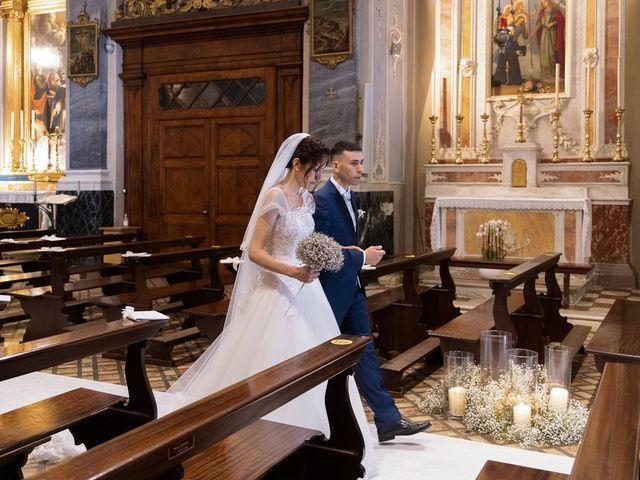 Il matrimonio di Jennifer e Paolo a Polpenazze del Garda, Brescia 25