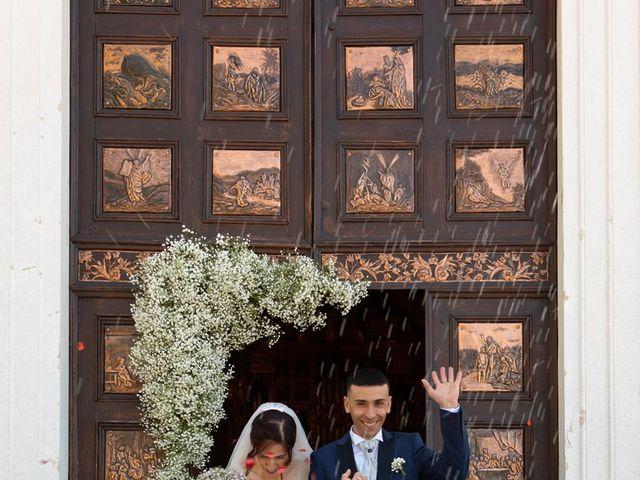 Il matrimonio di Jennifer e Paolo a Polpenazze del Garda, Brescia 26