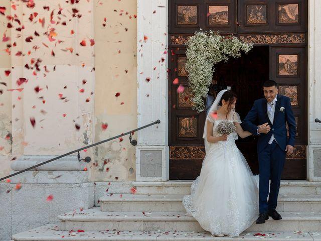 Il matrimonio di Jennifer e Paolo a Polpenazze del Garda, Brescia 27