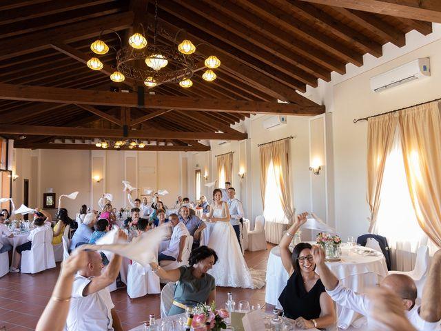 Il matrimonio di Jennifer e Paolo a Polpenazze del Garda, Brescia 32