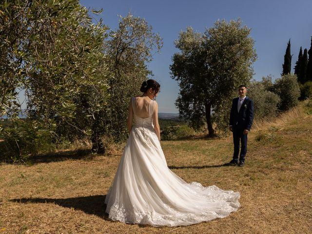 Il matrimonio di Jennifer e Paolo a Polpenazze del Garda, Brescia 35