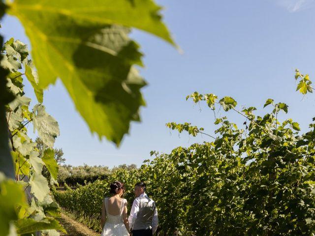 Il matrimonio di Jennifer e Paolo a Polpenazze del Garda, Brescia 36